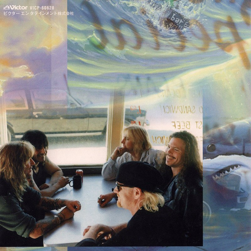 GREAT WHITE/CAN'T GET THERE FROM HERE グレイト・ホワイト 99年作 国内盤