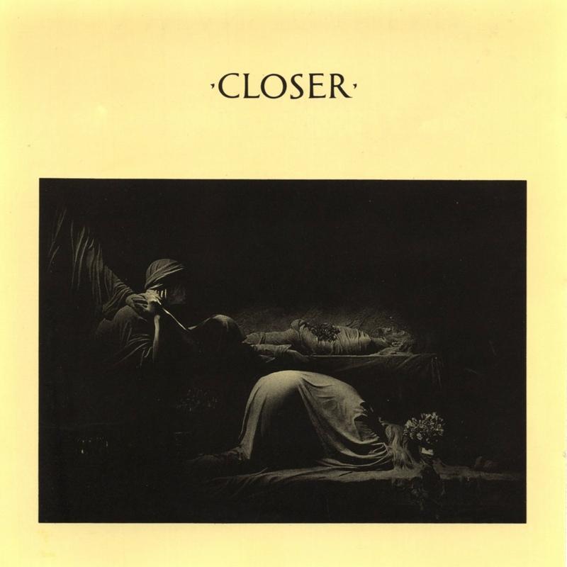 JOY DIVISION/CLOSER 80年作 ジョイ・ディヴィジョン クローサー
