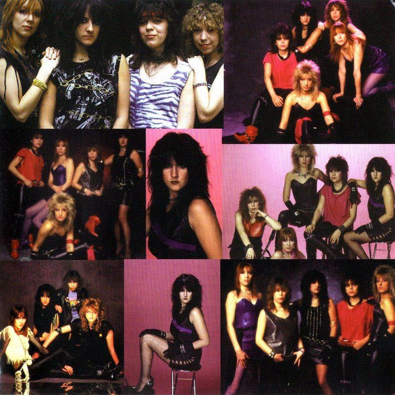 GIRLSCHOOL/THE COLLECTION ガールスクール ザ・コレクション 2枚組