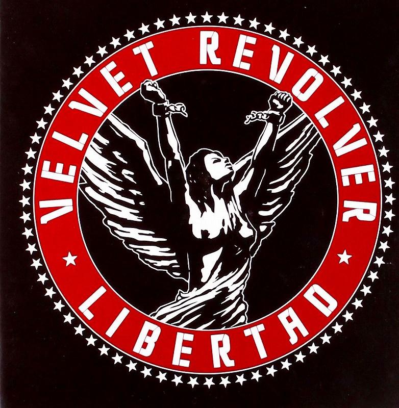 VELVET REVOLVER/LIBERTAD 2007年作 ヴェルヴェット・リヴォルヴァ— リベルタド