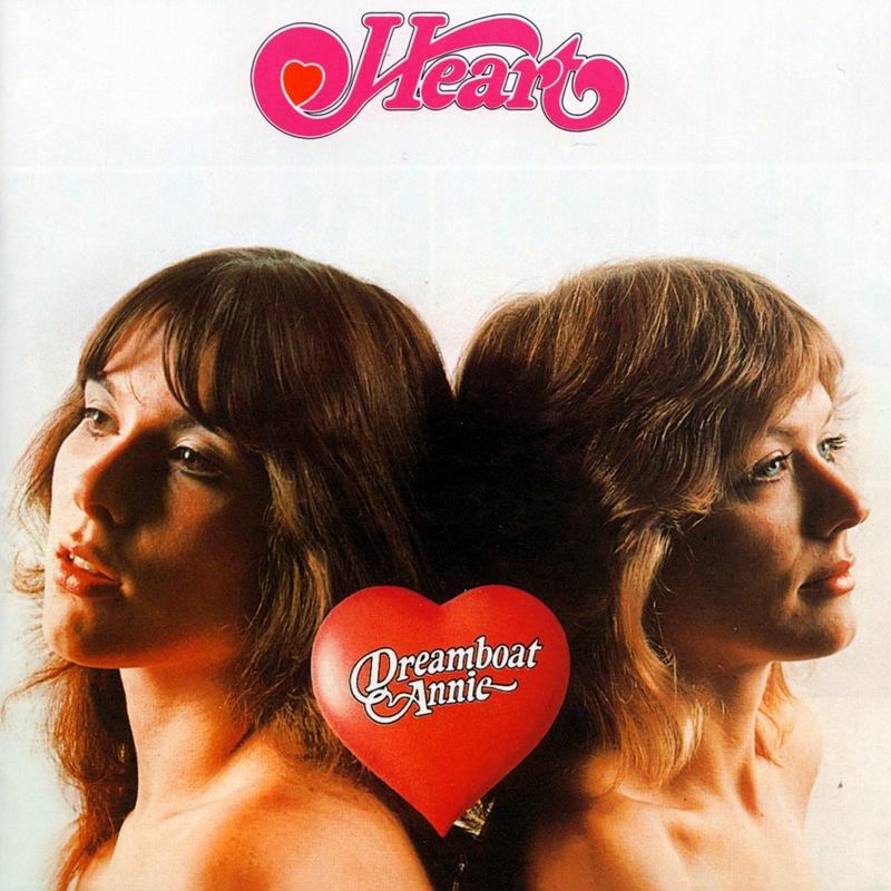 HEART/DREAMBOAT ANNIE ハート ドリームボート・アニー 国内盤 SHM-CD