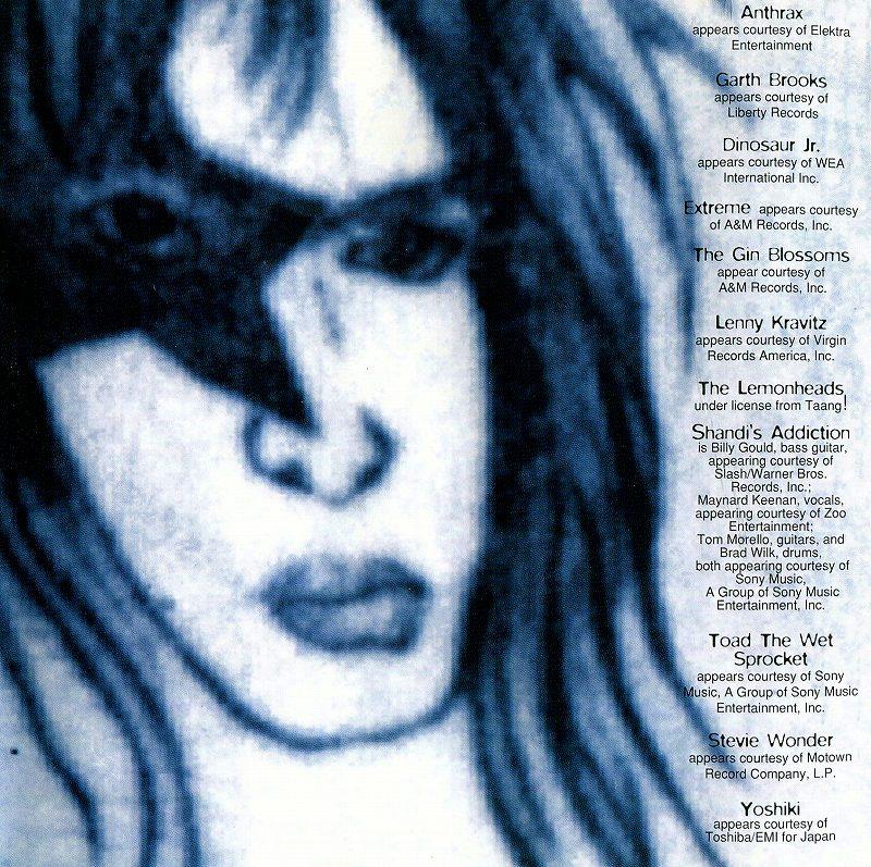 KISS トリビュート/KISS MY ASS 94年作 国内盤 CLASSIC KISS REGROOVED