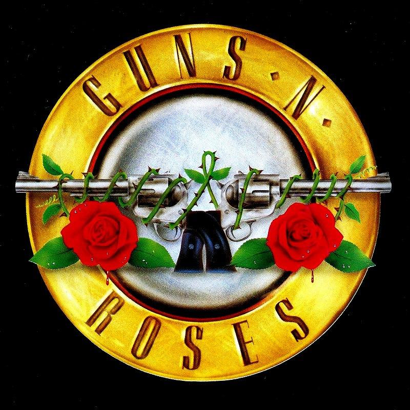 GUNS N' ROSES/APPETITE FOR DESTRUCTION ガンズ・アンド・ローゼズ 国内盤