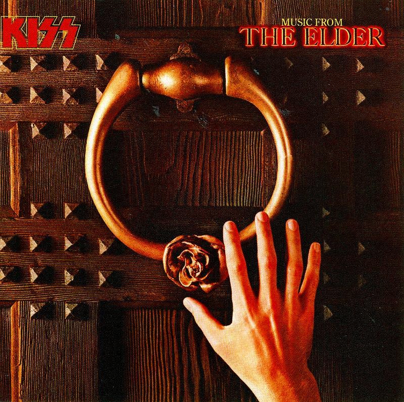 """KISS/MUSIC FROM """"THE ELDER"""" エルダー 魔界大決戦 国内リマスター盤"""