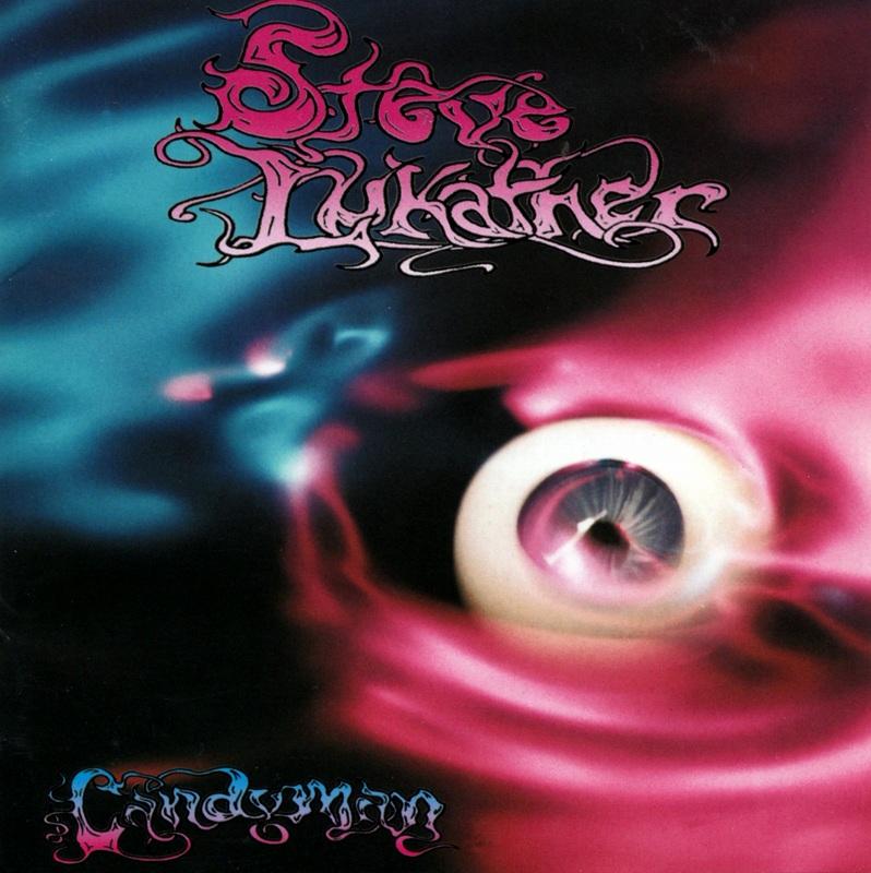 STEVE LUKATHER/CANDYMAN 国内盤 スティーヴ・ルカサー