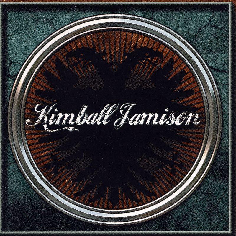 KIMBALL JAMISON キンボール/ジェイミソン 2011年作 国内盤 DVD付