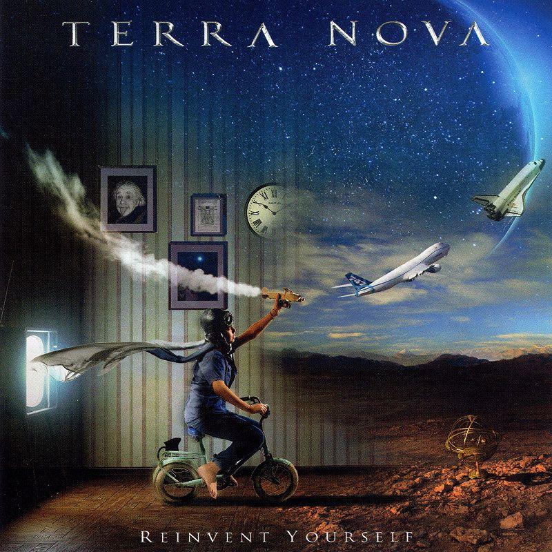 TERRA NOVA/REINVENT YOURSELF テラ・ノヴァ リーインヴェント・ユアセルフ