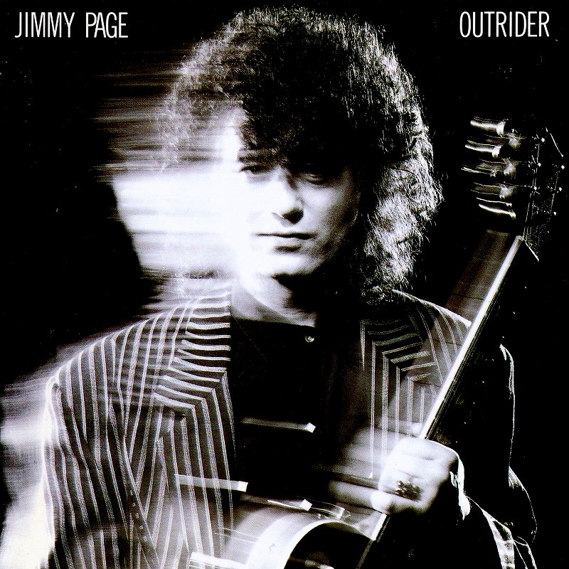 JIMMY PAGE/OUTRIDER ジミー・ペイジ アウトライダー 88年作