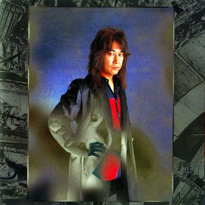 ANTHEM/OVERLOAD アンセム オーヴァーロード 2002年作 再結成第2弾