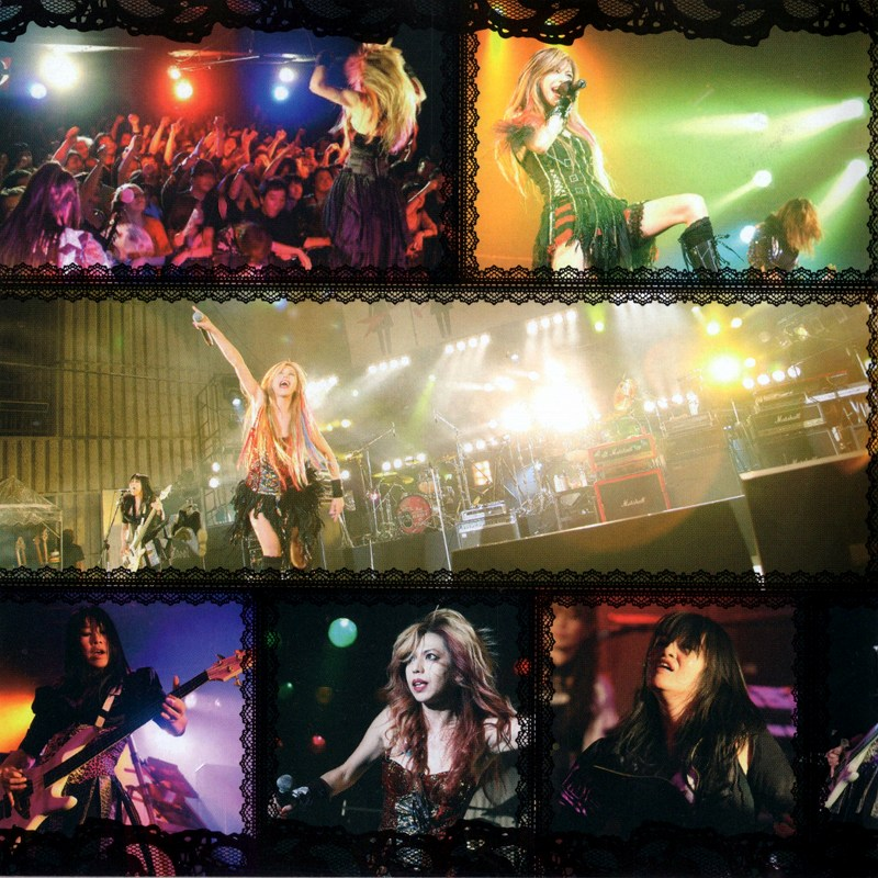 SHOW-YA/GENUINE DIAMOND 2012年作 再結成第1弾アルバム