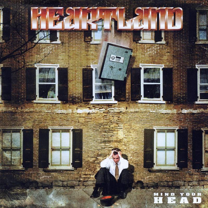 HEARTLAND/MIND YOUR HEAD ハートランド マインド・ユア・ヘッド 国内盤 07年作