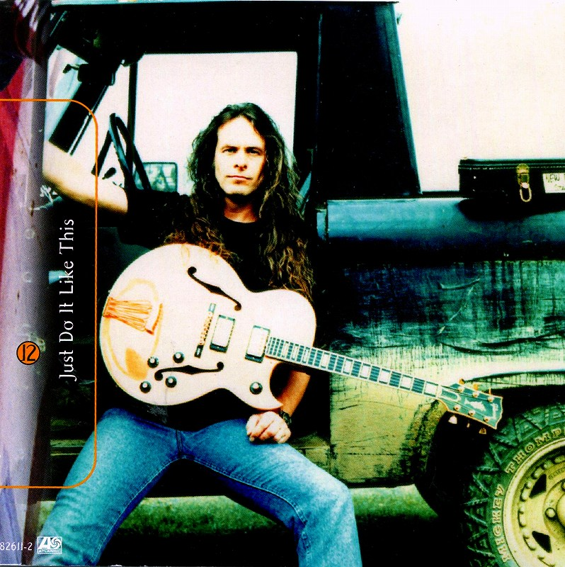 TED NUGENT/SPIRIT OF THE WILD テッド・ニュージェント 95年作