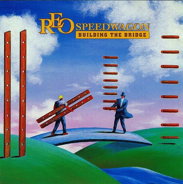 REO SPEEDWAGON/BUILDING THE BRIDGE 96年作