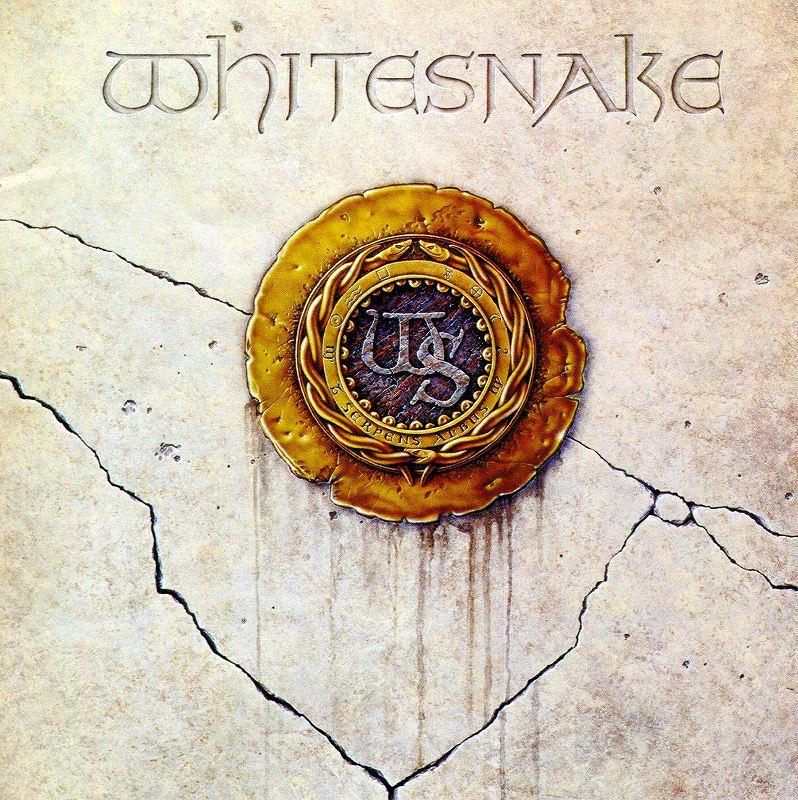 WHITESNAKE/ホワイトスネイク 白蛇の紋章〜サーペンス・アルバス 国内盤