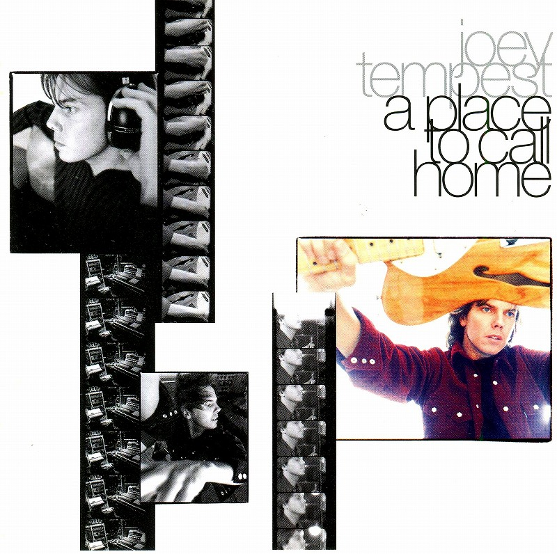 JOEY TEMPEST/A PLACE TO CALL HOME 95年作 ジョーイ・テンペスト 国内盤
