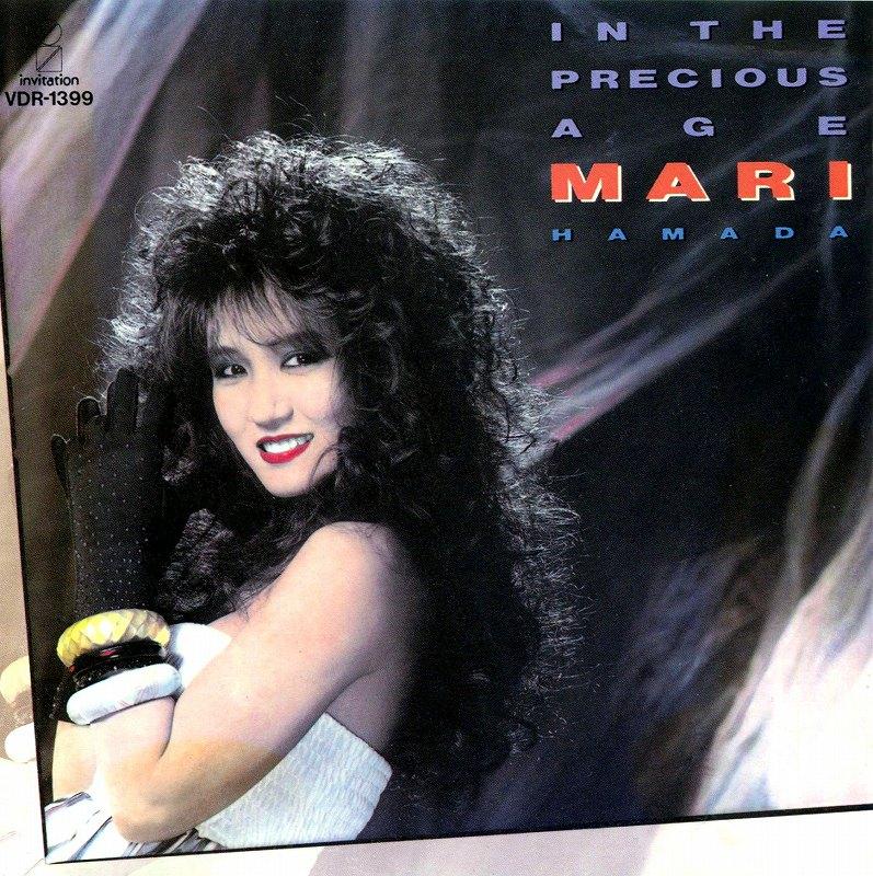 浜田麻里/IN THE PRECIOUS AGE 87年作 マイク・クリンク・プロデュース作
