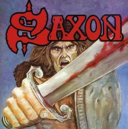 SAXON/サクソン 戦慄のバック・ファイア 79年作 リマスター盤 +14曲 新品