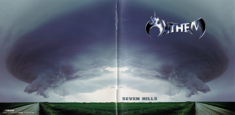 ANTHEM/SEVEN HILLS アンセム セヴン・ヒルズ 2001年作 再結成第1弾
