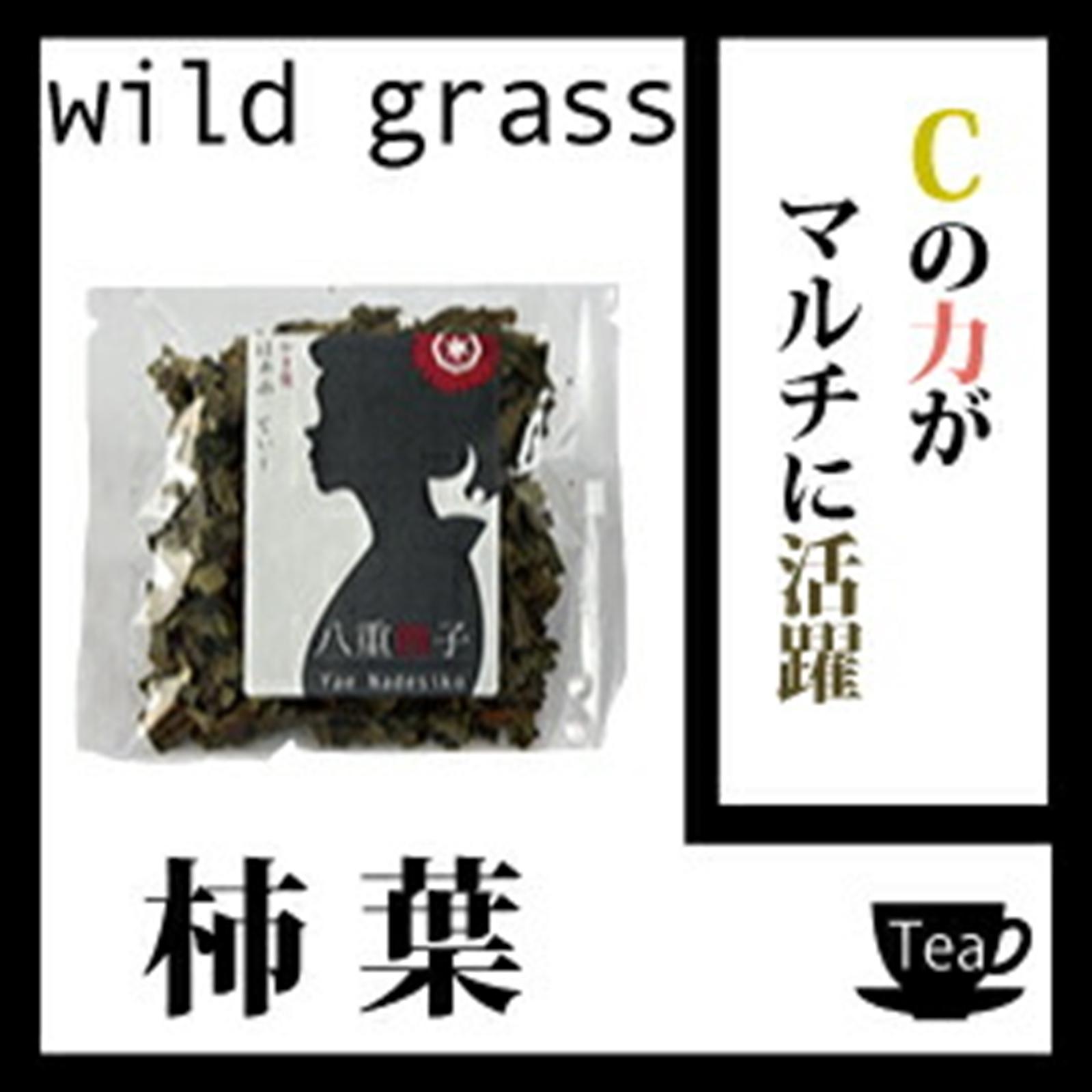 柿葉茶100g Cの力がマルチに活躍!【美容茶】【健康茶/お茶】柿葉茶(かきのは茶)OM