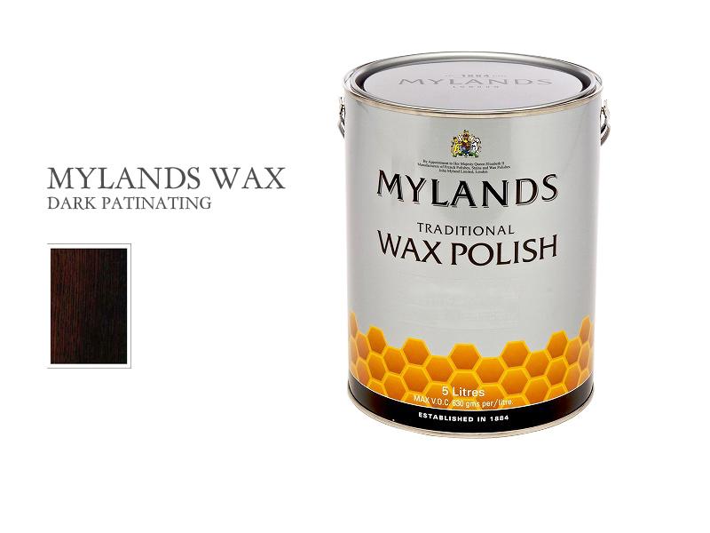 マイランズワックス MYLANDS Wax ダークパティネイティング 5L