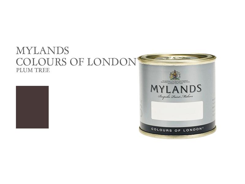 マイランズカラーズオブロンドン Mylands Colours of London プラムツリー 100ml