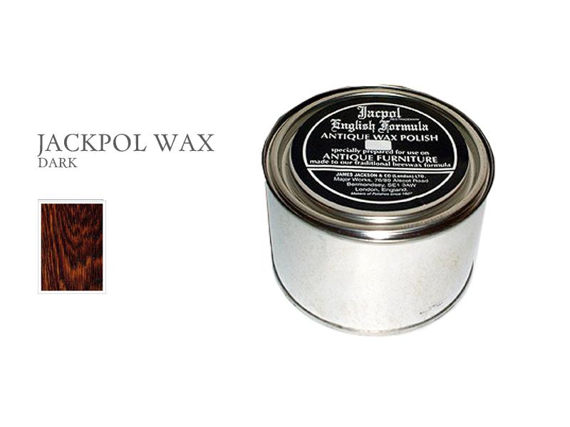 Jacpol Wax ジャックポールワックス お徳用 ダーク 454g