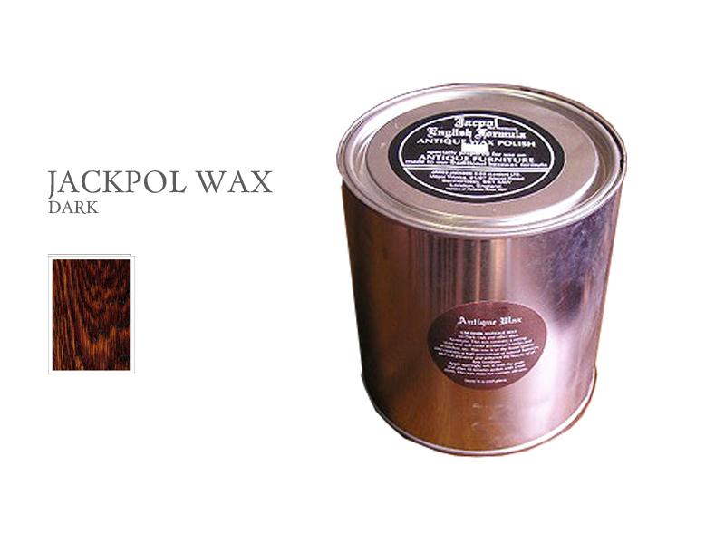 Jacpol Wax ジャックポールワックス 業務用 ダーク 3kg