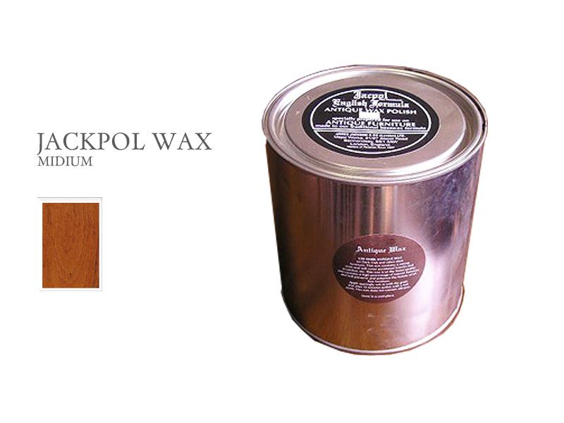 Jacpol Wax ジャックポールワックス 業務用 ミディアム 3kg