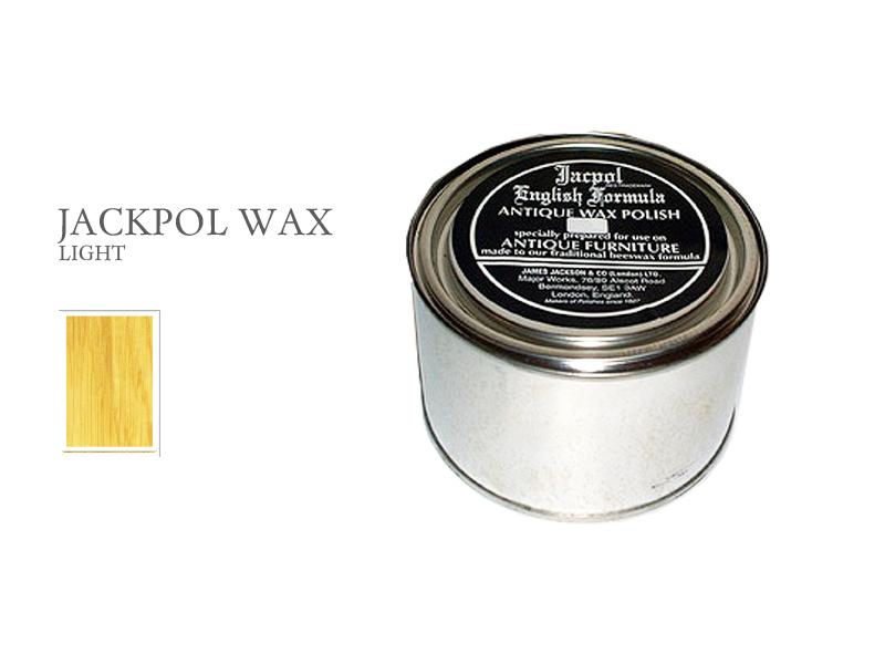 Jacpol Wax ジャックポールワックス お徳用 ライト 454g