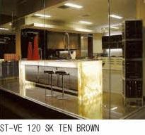 ストーンベニアスケルトン ST-VE 103SK      ZEERA GREEN