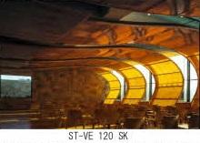 ストーンベニアスケルトン ST-VE 107SK      TERRA RED