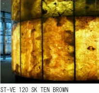 ストーンベニアスケルトン ST-VE 108SK      CALIFORNIA GOLD