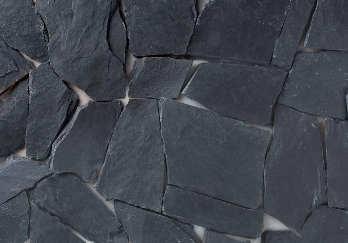 サテンブラック乱形15〜35mm