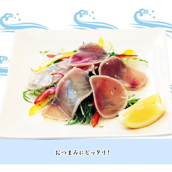 かじきの燻製 スライス (500g×1パック) 大弘水産 気仙沼 お取り寄せ 魚 まかじき スモーク まるで生ハム! ヘルシー イタリア