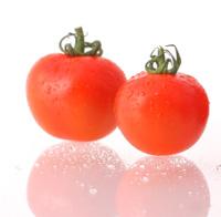 トマト -薄皮トマト華おとめ(ゼッピン娘) 約200g[茨城]<小分け>