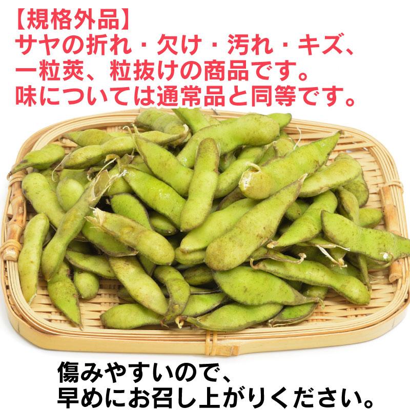 えだまめ - 「マツコの知らない世界」で紹介 新潟県長岡市産