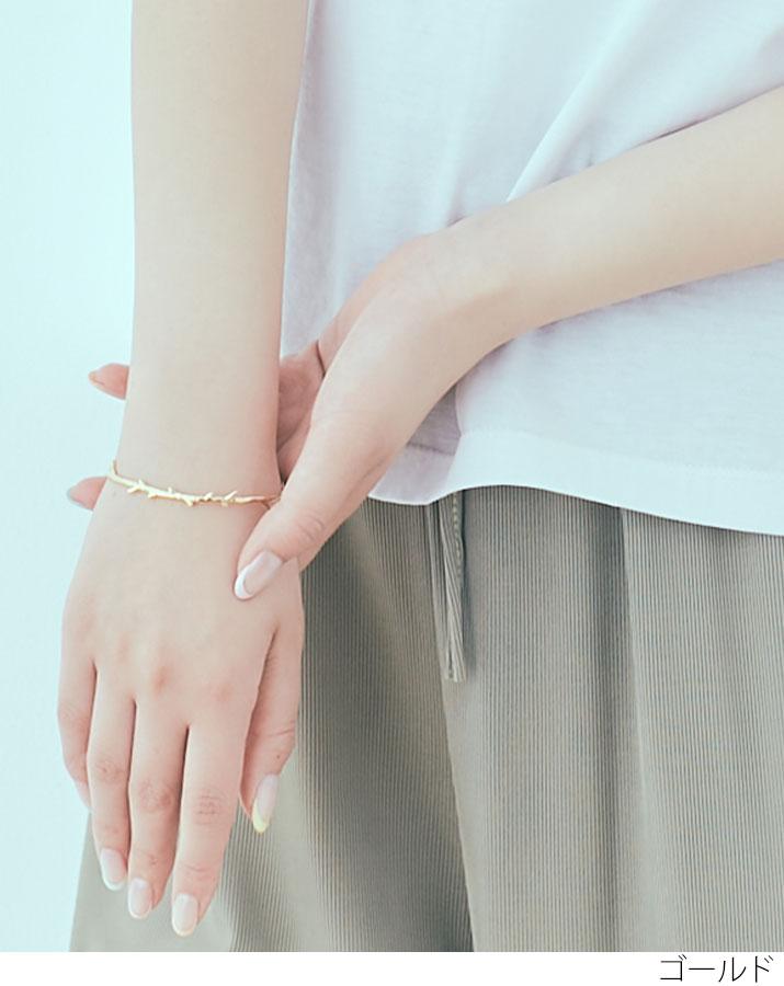 ブランチメタルバングル 1色 //5//