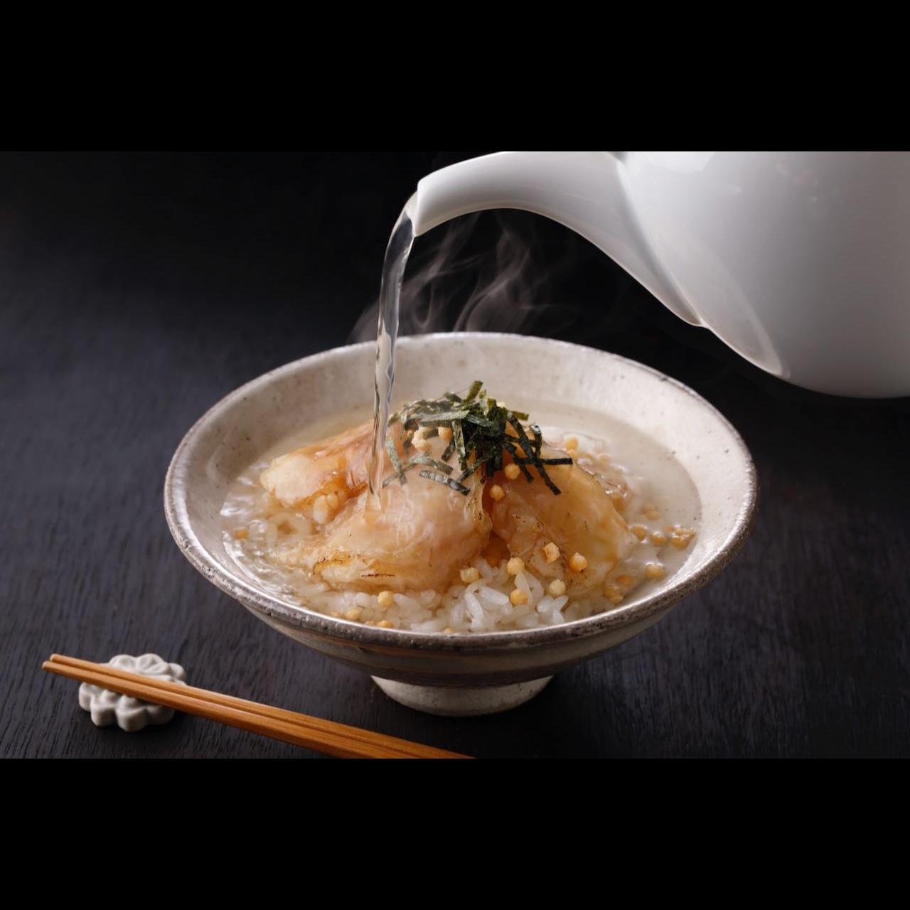 豊後水道とらふぐ茶漬けセット(2人前)