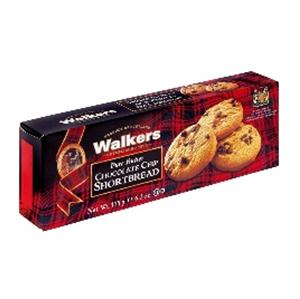 【売切れ】ウォーカー ショートブレッド チョコチップ 175g