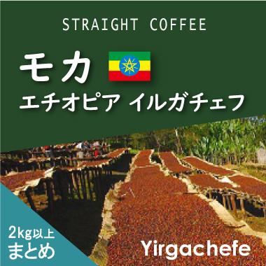 エチオピア モカ イルガチェフG2  100g  =まとめ買い2kg以上=