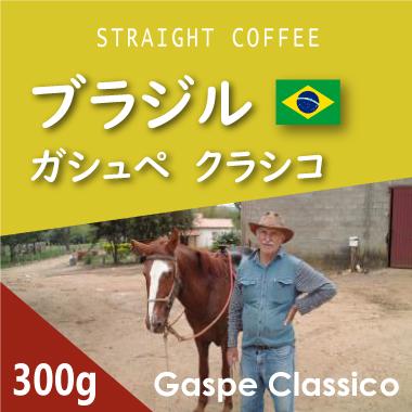 ブラジル ガシュペ クラシコ 300g