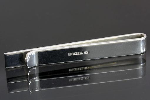 A541-20n0053【TIFFANY&CO.】シルバー製タイピン