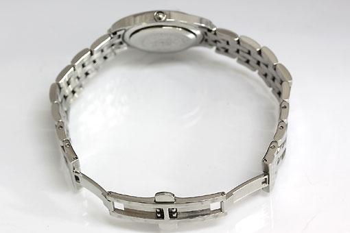 A549-20n0149【GUCCI(グッチ)】5500L 黒文字盤 クォーツ時計
