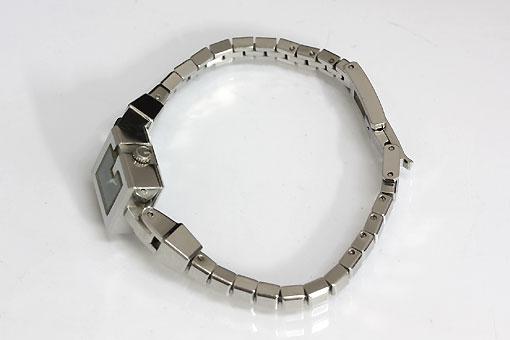 A550-20n0158【GUCCI(グッチ)】Gミニ 102 黒文字盤 クォーツ時計