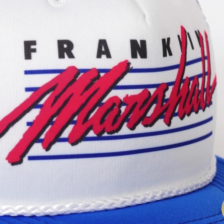 フランクリン&マーシャル FRANKLIN & MARSHALL メッシュキャップ 帽子 メンズ レディース 男女兼用 スナップバック プリント CPUA912