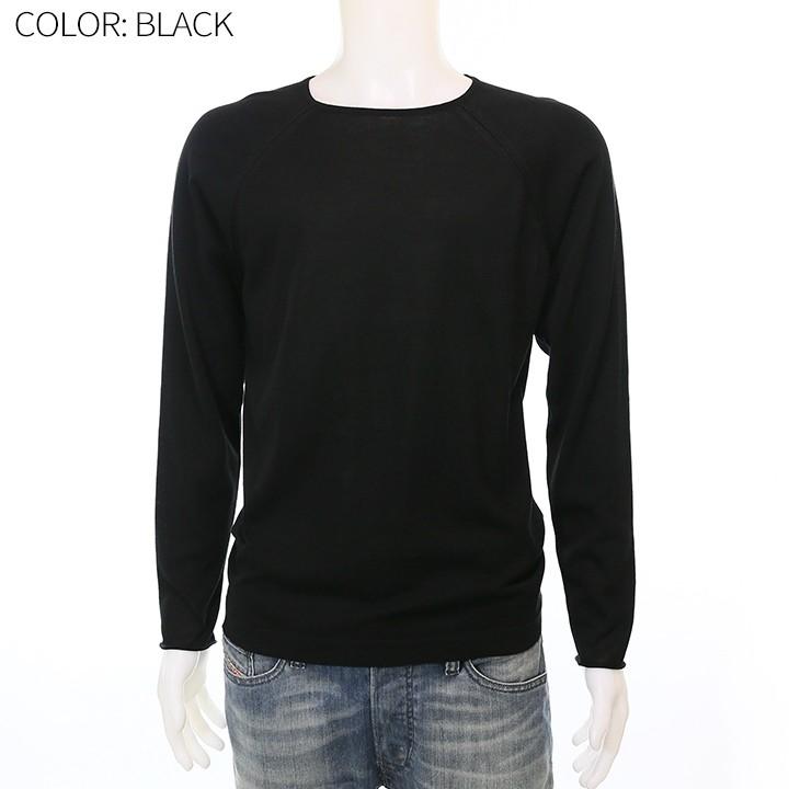ヌーディージーンズ Nudie Jeans セーター メンズ オーガニックコットン ラグランスリーブ 長袖 ニット VLADIMIR/FINE COTTON