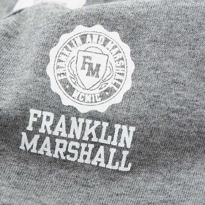 フランクリン&マーシャル FRANKLIN & MARSHALL タンクトップ レディース ヘンリーネック TOPS RIBB SERAFINO NO SLEEVE