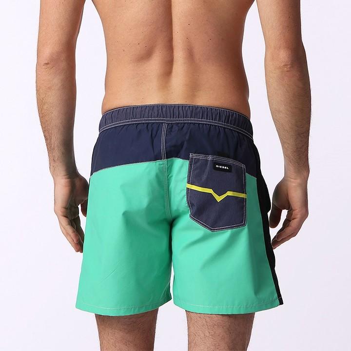 ディーゼル DIESEL 海パン ビーチウェア スイムウェア メンズ サイドメッシュ メンズ水着 男性水着 サーフトランクス サーフパンツ BMBX-CAYBAY