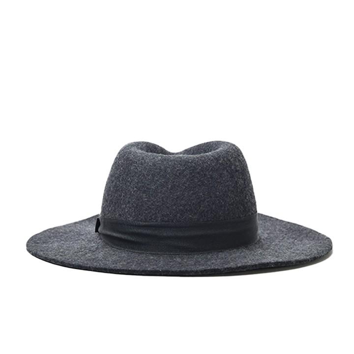 ディーゼル DIESEL 中折れ帽子 メンズ レディース 男女兼用 圧縮ウール ウールフェルト 中折れハット CABELY
