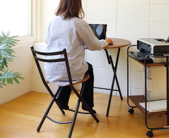 フォールディングサークルチェア&テーブル